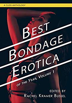 Cover Image for the book Best Bondage Erotica of the Year Volume 1